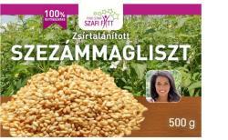 Szafi Fitt Zsírtalanított szezámmagliszt 500g