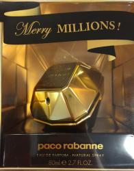Paco Rabanne Lady Million Merry Millions EDP 80ml