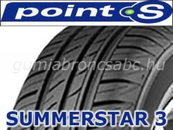Point S Summerstar 3 165/70 R14 81T