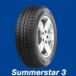 Point S Summerstar 3 185/60 R15 84H