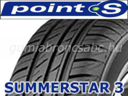 Point S Summerstar 3 195/55 R16 87V