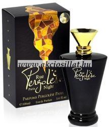 Parfums Pergolèse Paris Rue Pergolèse Night EDP 100ml