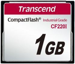 Transcend Industrial CF 1GB TS1GCF220I