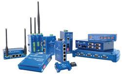 B&B Electronics ESW208-4ST-T