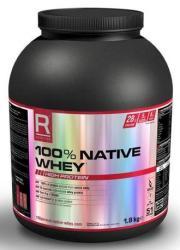 Reflex Nutrition 100% Native Whey - 1800g