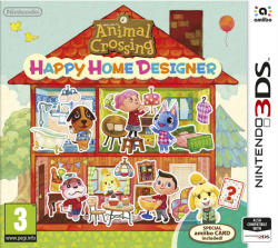 Nintendo Animal Crossing Happy Home Designer (3DS)