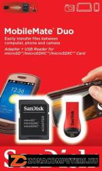 SanDisk MobileMate Duo Micro Reader