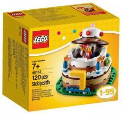 LEGO Creator - Születésnapi torta (40153)
