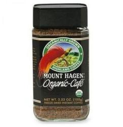 Mount Hagen Bio Kaffee, instant, 100g