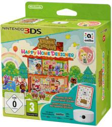 Nintendo Animal Crossing Happy Home Designer [NFC Bundle] (3DS)