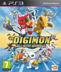 Namco Bandai Digimon All-Star Rumble (PS3)
