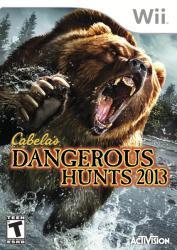 Activision Cabela's Dangerous Hunts 2013 (Wii)