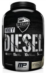 MusclePharm Hardcore Series - Whey DIESEL - 1800g