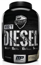 MusclePharm Hardcore Series - Whey DIESEL - 1800g