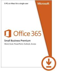 Microsoft Office 365 Small Business Premium 32/64bit Multilanguage (1 User, 1 Year) AAA-04580
