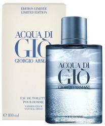 Giorgio Armani Acqua di Gio pour Homme (Blue Limited Edition) EDT 200ml