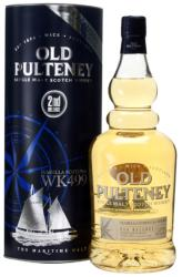 OLD PULTENEY WK499 Isabella Fortuna Whiskey 1L 46%