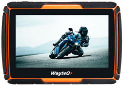 WayteQ xRider + Sygic 3D EU