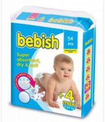 Bebish +4 Maxi (9-20kg) 54db