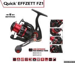 D.A.M. Quick FZ1 830 FD