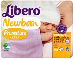 Libero Newborn Premature 24db