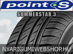 Point S Summerstar 3 Van XL 195/75 R16 107/105R