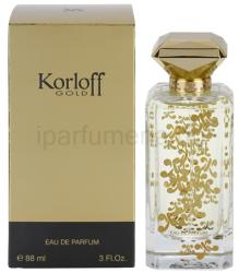 Korloff Gold EDP 88ml