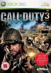 Activision Call of Duty 3 (Xbox 360)