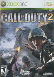Activision Call of Duty 2 (Xbox 360)