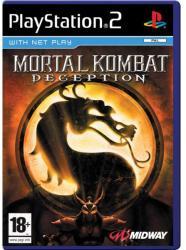 Midway Mortal Kombat Deception (PS2)