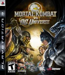 Midway Mortal Kombat vs DC Universe (PS3)