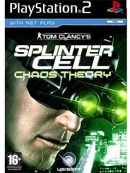 Ubisoft Tom Clancy's Splinter Cell Chaos Theory (PS2)