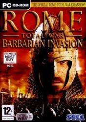 SEGA Rome Total War Barbarian Invasion (PC)