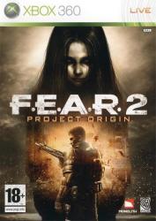 Warner Bros. Interactive F.E.A.R. 2 Project Origin (Xbox 360)