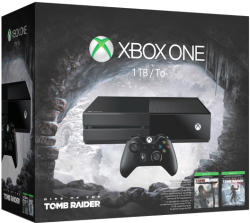 Microsoft Xbox One 1TB + Rise of the Tomb Raider + Tomb Raider Definitive Edition