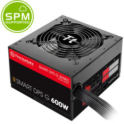 Thermaltake Smart DPS G 600W Bronze (PS-SPG-0600DPCBEU-B)