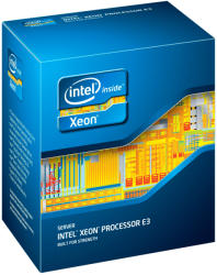Intel Xeon Quad-Core E3-1225 v5 3.3GHz LGA1151