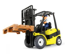 Dickie Toys RC Forklift RTR - Masina stivuitor Clark (1119886)