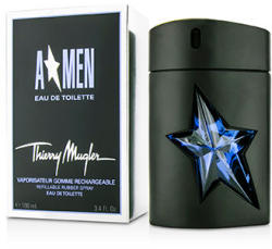 Thierry Mugler A*Men Gomme (Rubber Flask) (Refillable) EDT 100ml