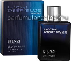 J. Fenzi Le' Chel Deep Blue EDT 100ml