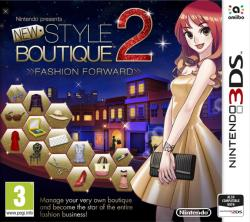 Nintendo New Style Boutique 2 Fashion Forward (3DS)