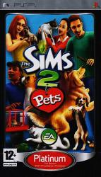 Electronic Arts The Sims 2 Pets [Platinum] (PSP)
