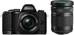 Olympus OM-D E-M10 Mark II + EZ-M1442EZ + EZ-M40-150 II R