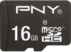 PNY Standard MicroSDHC 16GB Class 10 SDU16GSTA-EF
