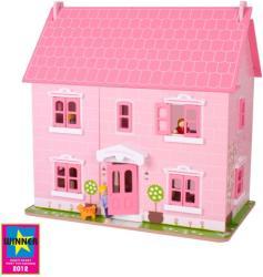 Bigjigs Toys Rózsaszín Kastély