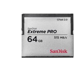 SanDisk Extreme PRO CFast 64GB SDCFSP-064G-G46B