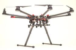 DJI Spreading Wings S1000 Optocopter