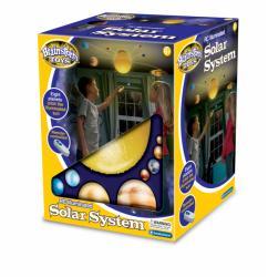Brainstorm Sistem solar luminos cu telecomanda (E2002)