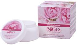 Nature of Agiva ROSES könnyű tápláló krém 30ml