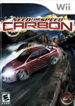 Electronic Arts Need for Speed Carbon (Wii) Játékprogram